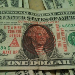 money is mind control