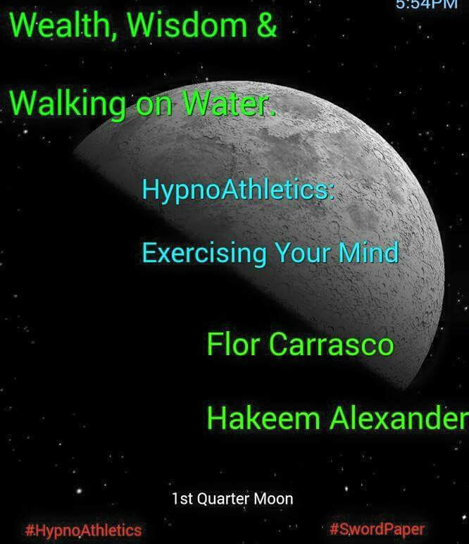 Wealth, Wisdom, and Walking on Water