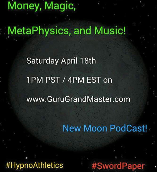Money, Magic, MetaPhysics, and Music!