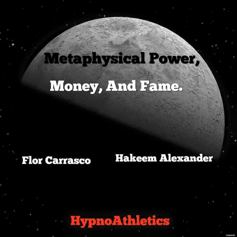 Metaphysical Power, Money, And Fame