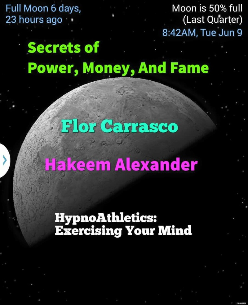 Secrets Of Power, Money, And Fame